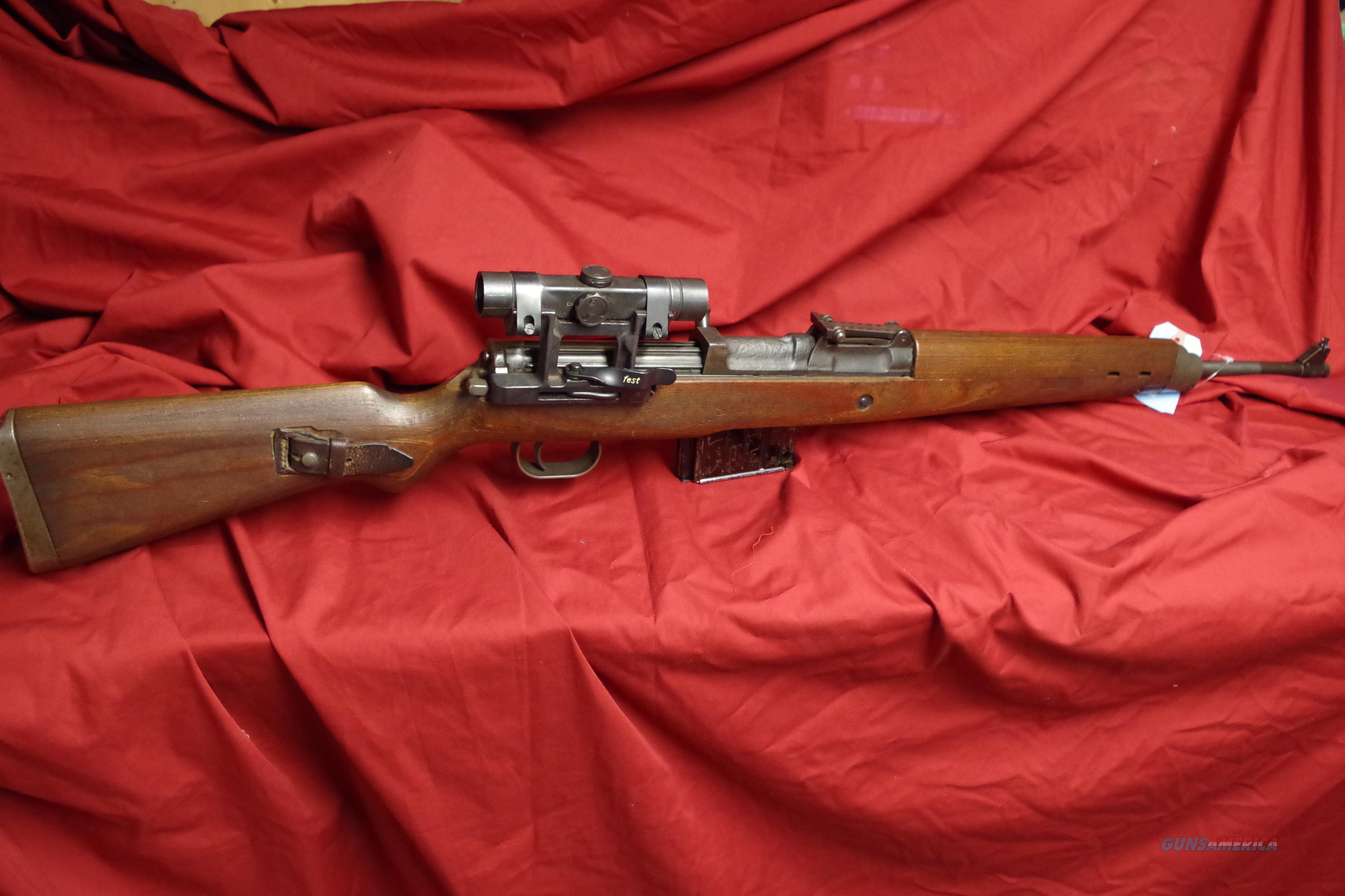 Rare K43 Rifle Price reduced.  Guns > Rifles > Military Misc. Rifles Non-US > Other