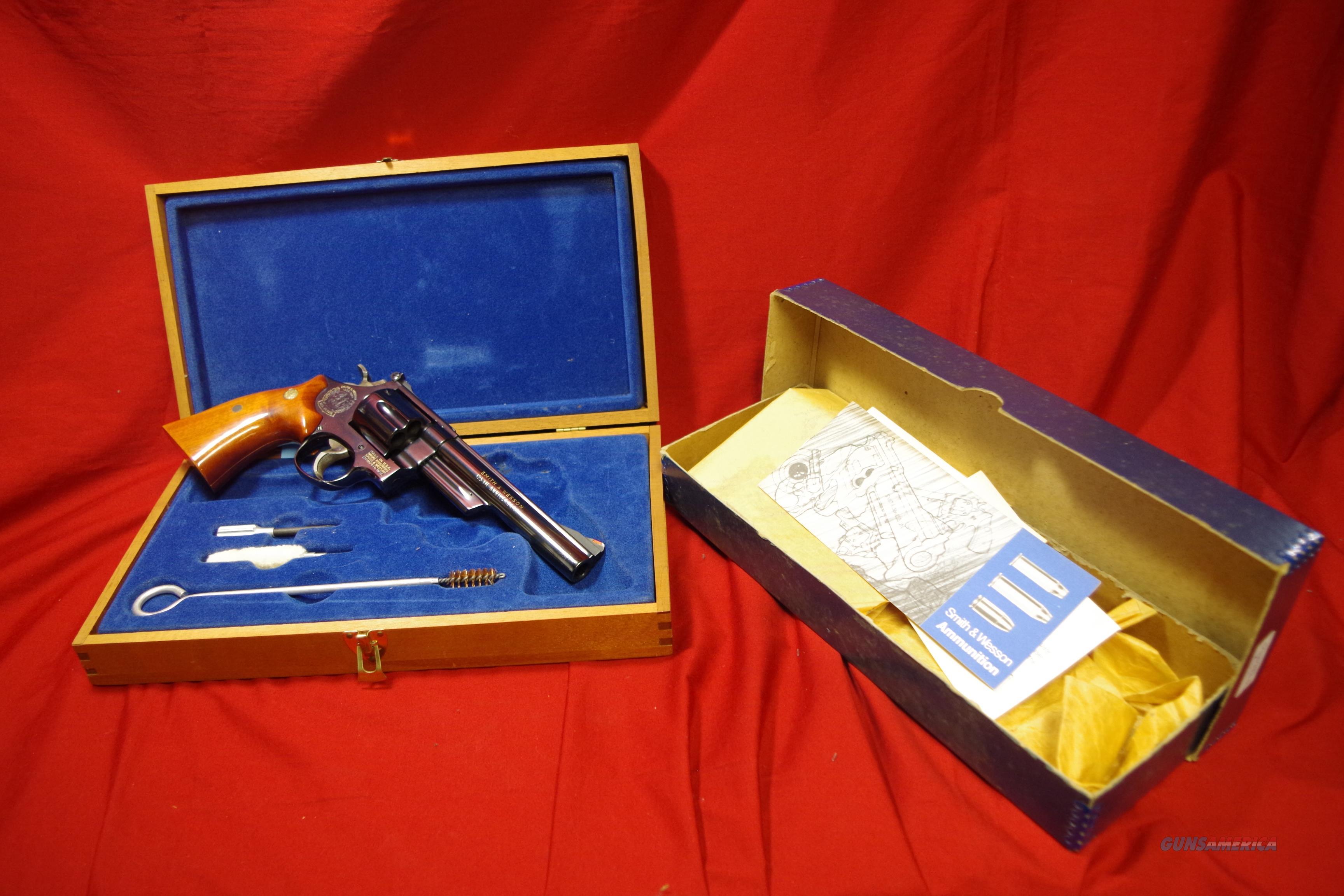 Smith & Wesson 25-3 Anniversary Edition w/presentation case  Guns > Pistols > Smith & Wesson Revolvers > Full Frame Revolver