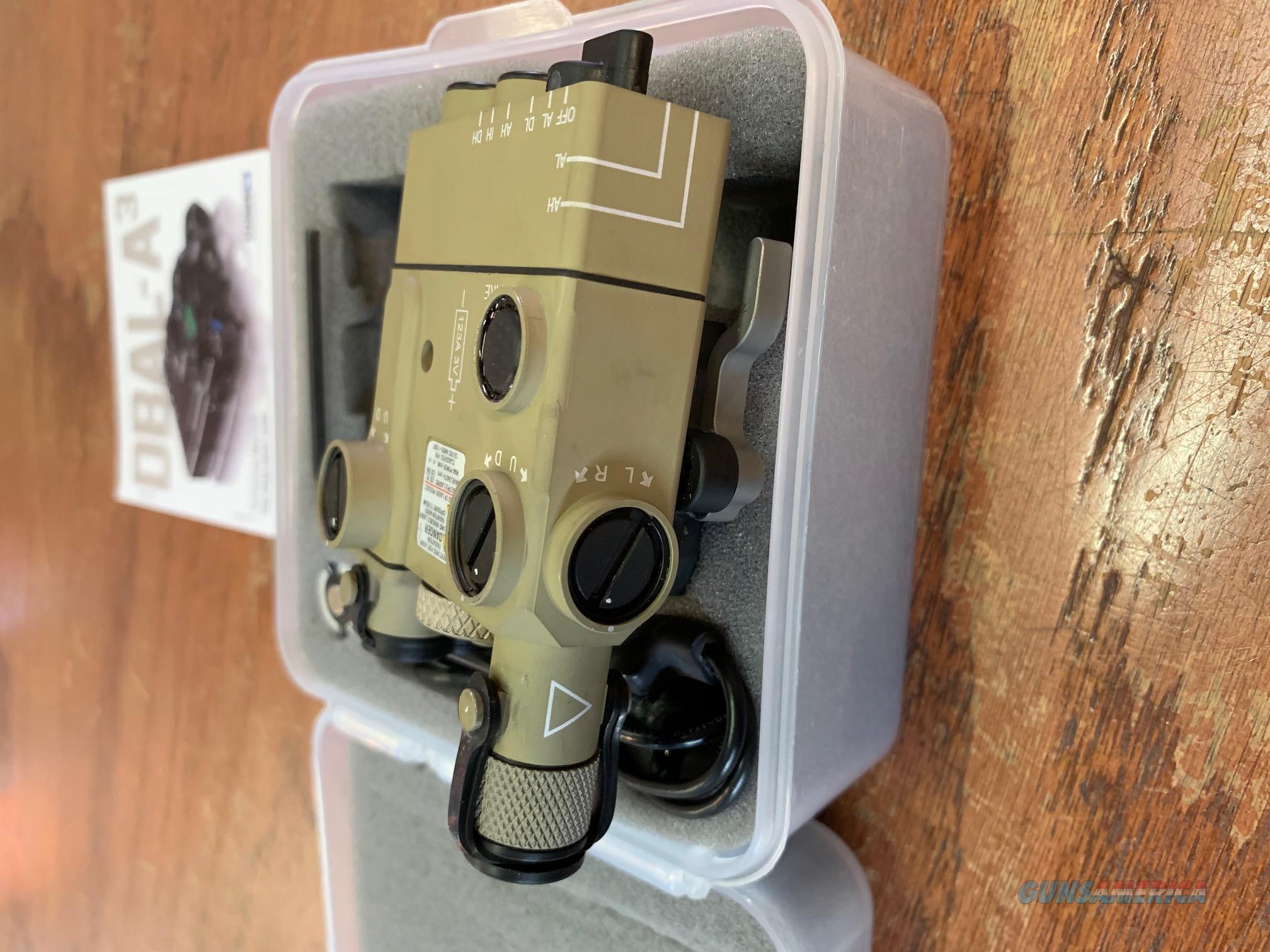 Steiner DBAL-A3  Non-Guns > Lights > Tactical