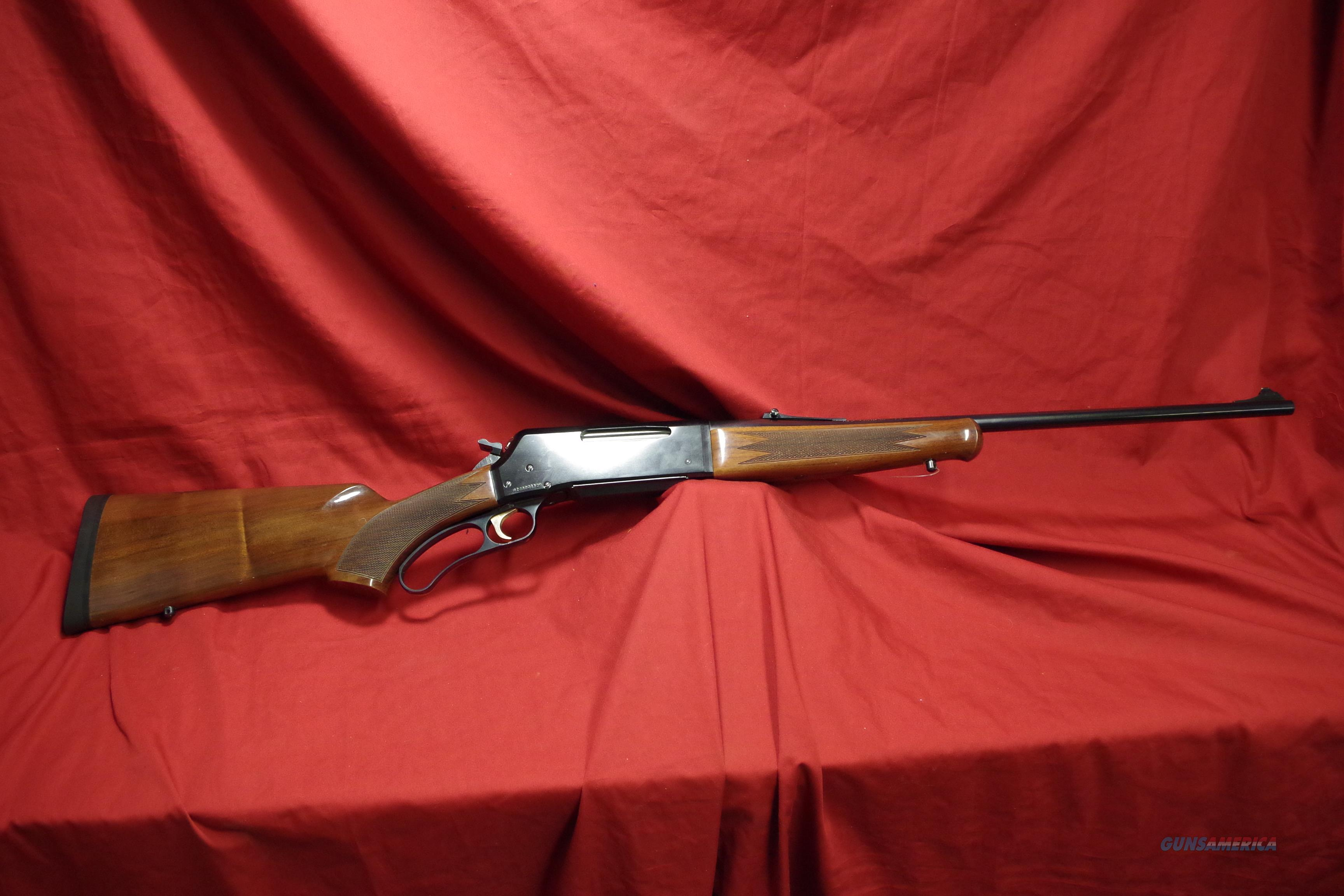Browning BLR in .270 WIN Used  Guns > Rifles > Browning Rifles > Lever Action