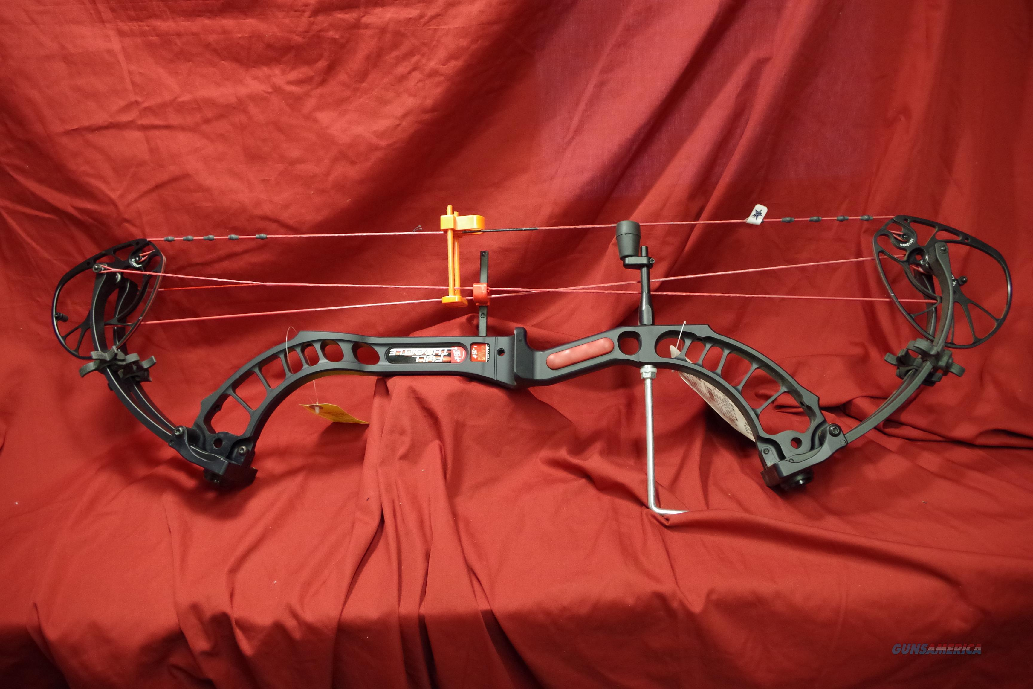 "PSE Full Throttle 65# 30"" Draw  Non-Guns > Archery > Bows > Compound"