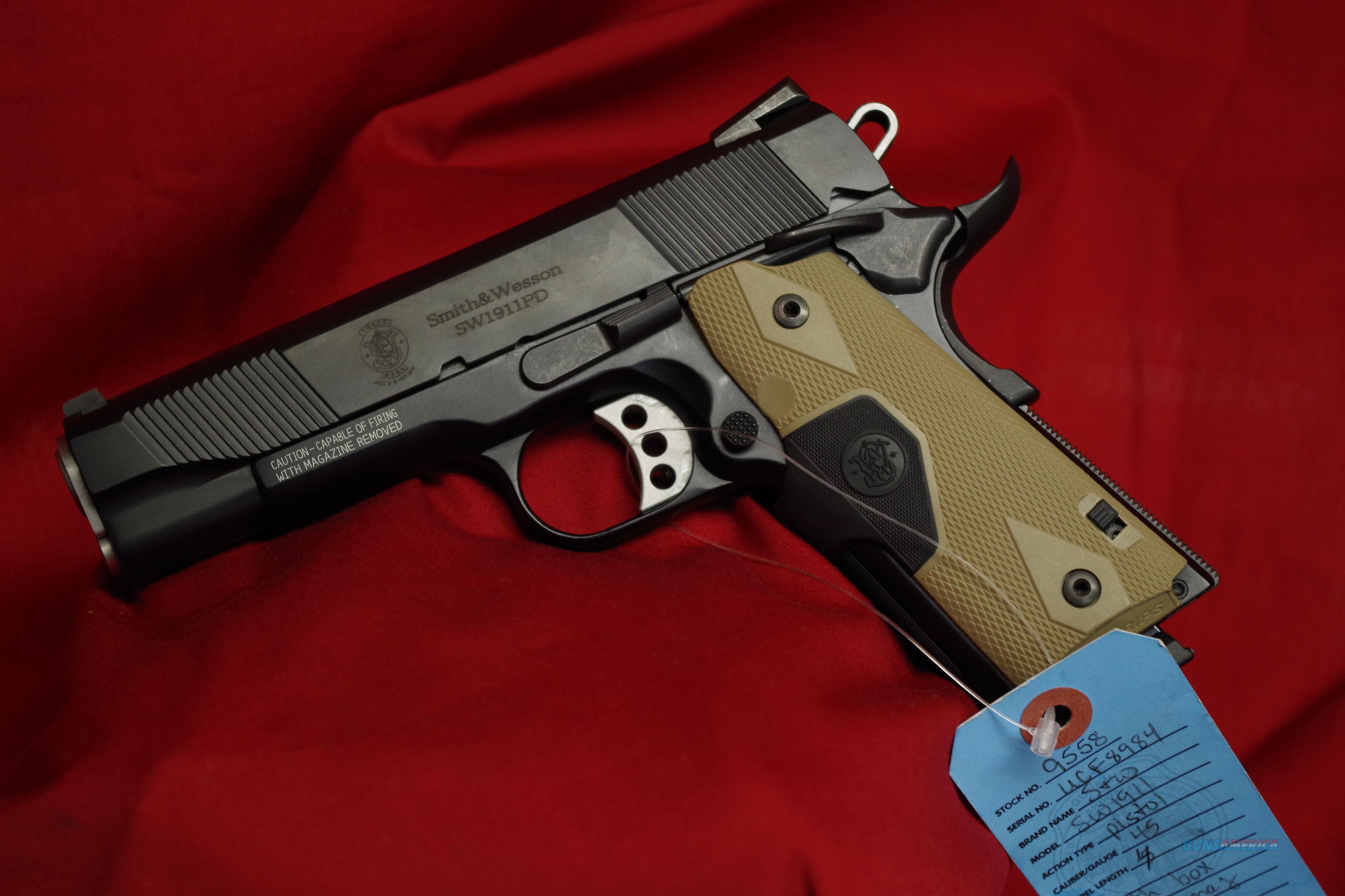 SMITH & WESSON 1911PD COMMANDER!!!  Guns > Pistols > Smith & Wesson Pistols - Autos > Alloy Frame