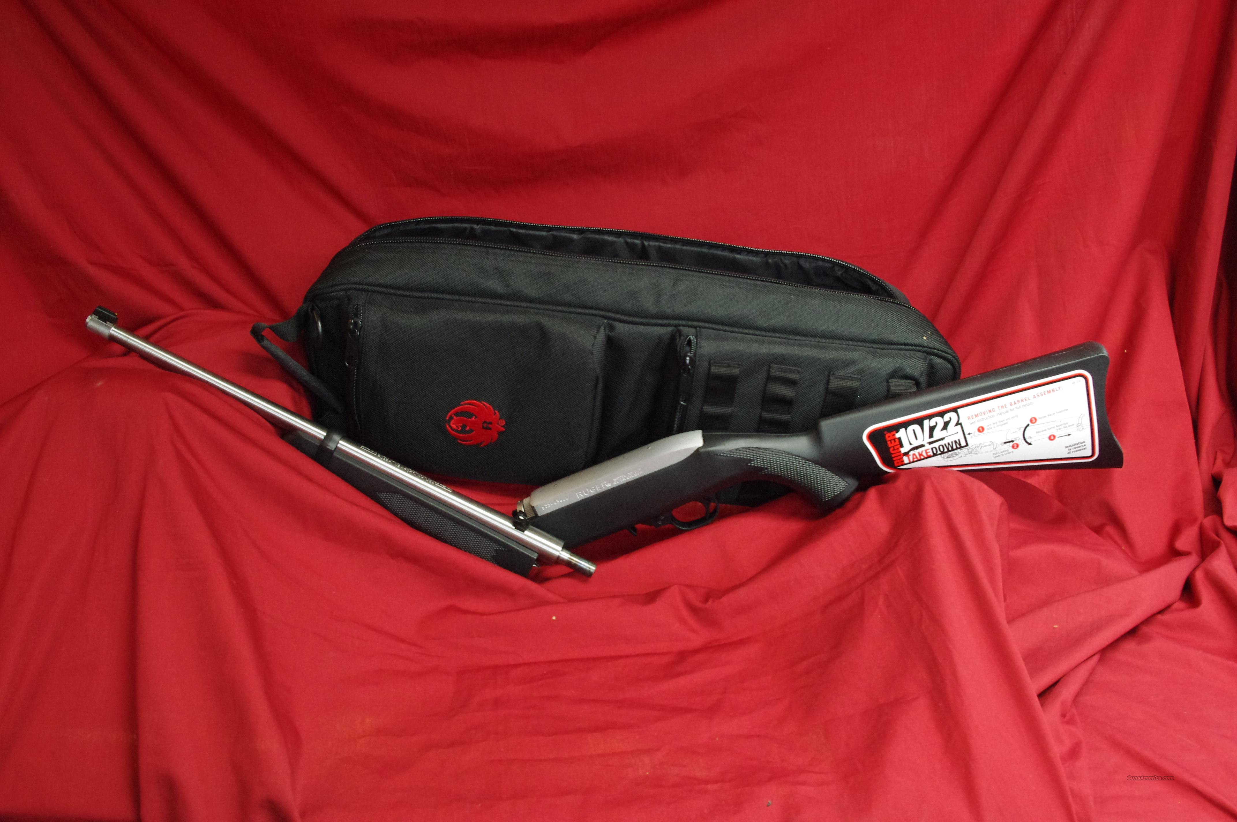 Ruger 10/22 Takedown Stainless!!!  Guns > Rifles > Ruger Rifles > 10-22