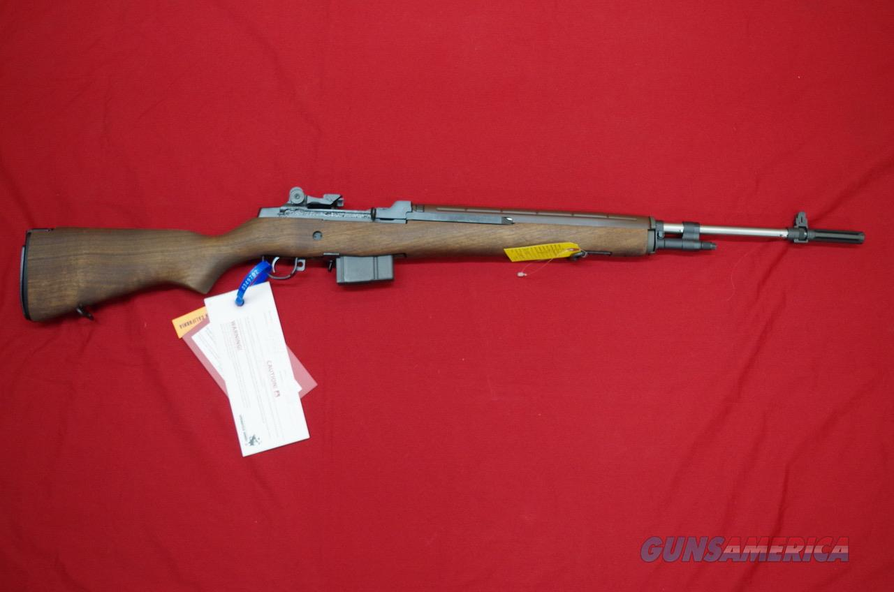 CLEARANCE!!! SPRINGFIELD ARMORY M1A LOADED STAINLESS WOOD!!!  Guns > Rifles > Springfield Armory Rifles > M1A/M14
