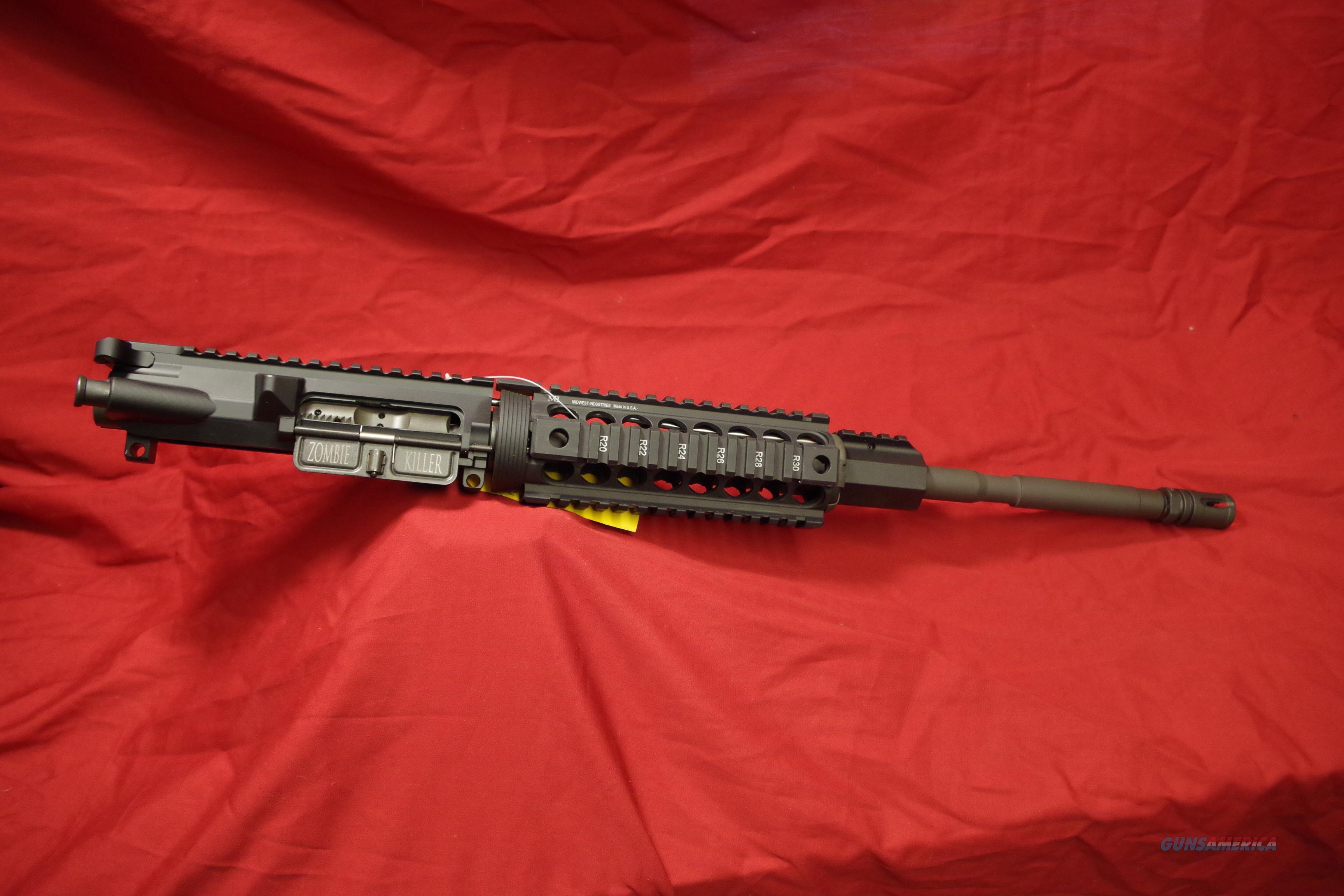 5.56  cal. Palmetto 1/7 barrel, Palmetto BCG and MI bilet upper  Non-Guns > Barrels