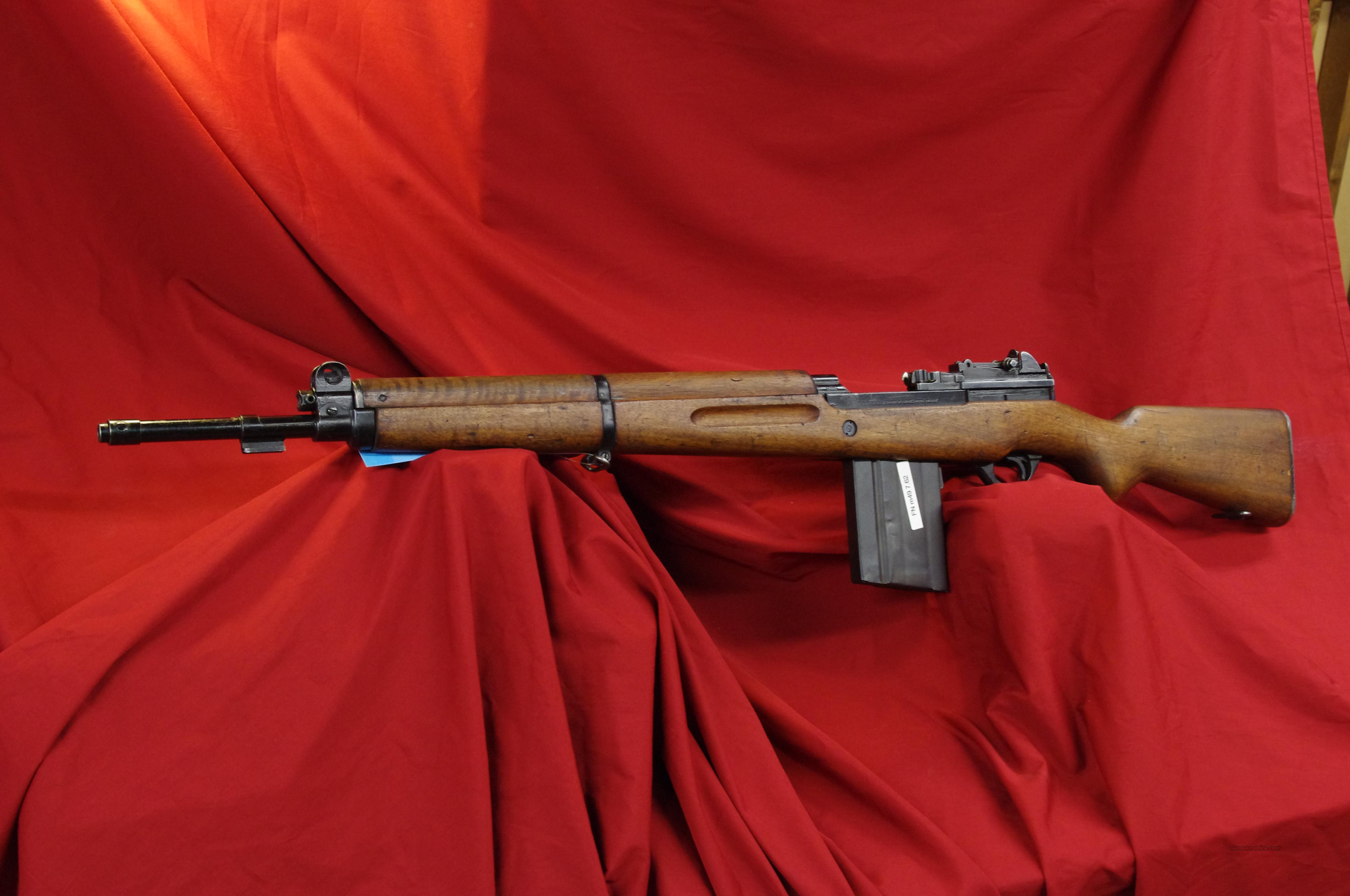 FNH 1949 Unaltered Argentine Navy!  Guns > Rifles > FNH - Fabrique Nationale (FN) Rifles > Semi-auto > Other
