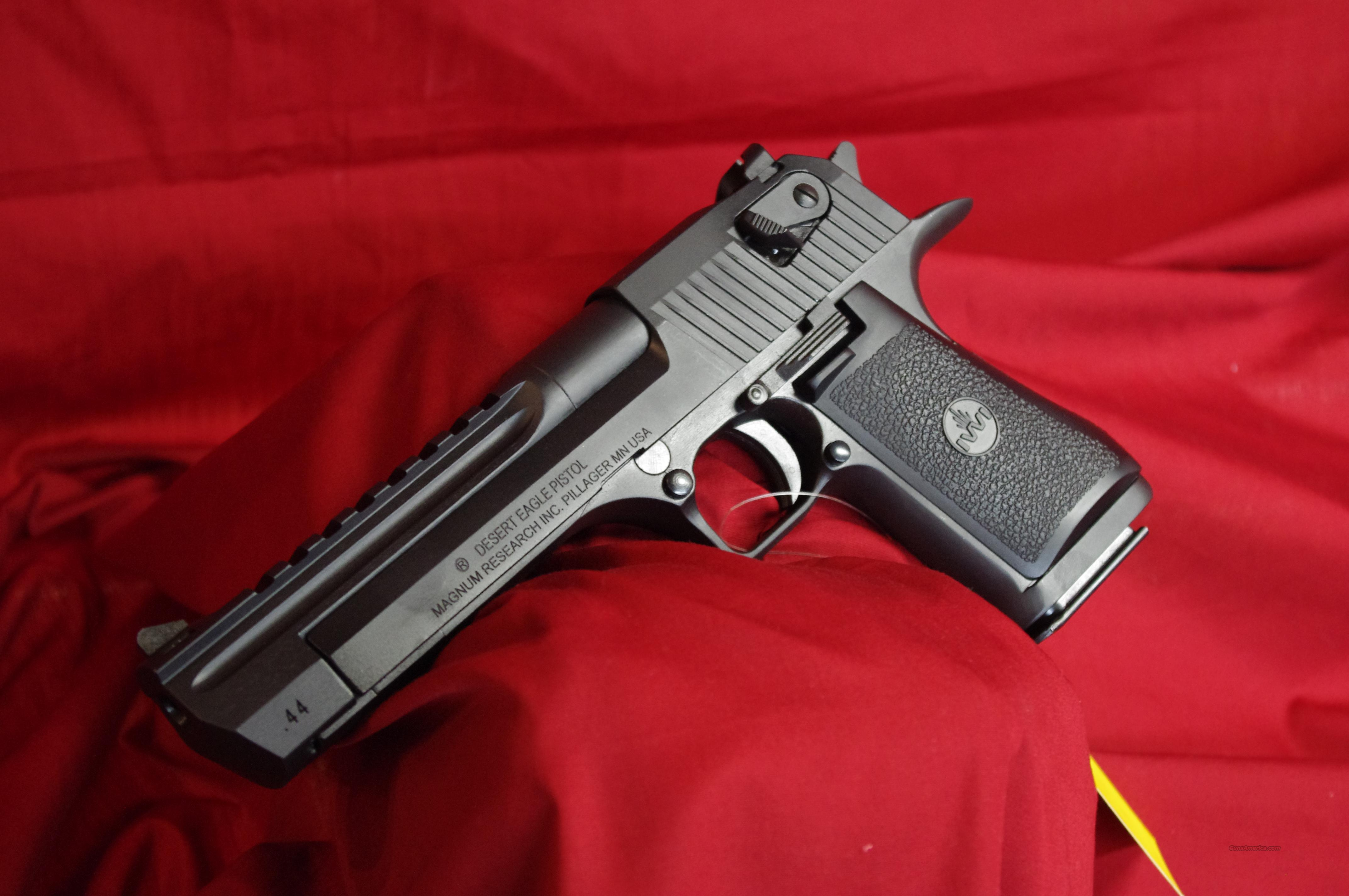 Magnum Research Desert Eagle in 44 Mag  Guns > Pistols > Magnum Research Pistols