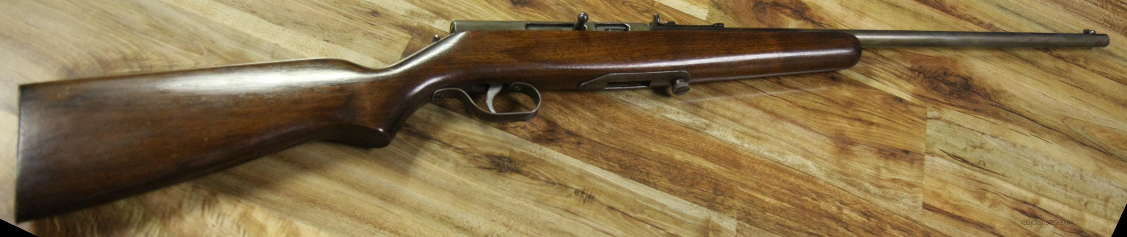 MARLIN RANGER MODEL 34A .22 AUTO-LOADING RIFLE  Guns > Rifles > Marlin Rifles > Modern > Semi-auto