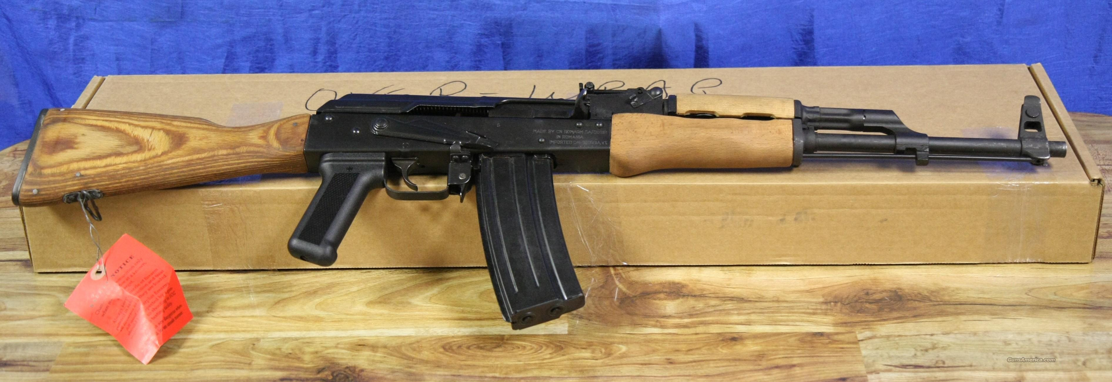 AK47 Century International Arms Romanian WASR-3 .223 5.56x45 BNIB  Guns > Rifles > AK-47 Rifles (and copies) > Full Stock