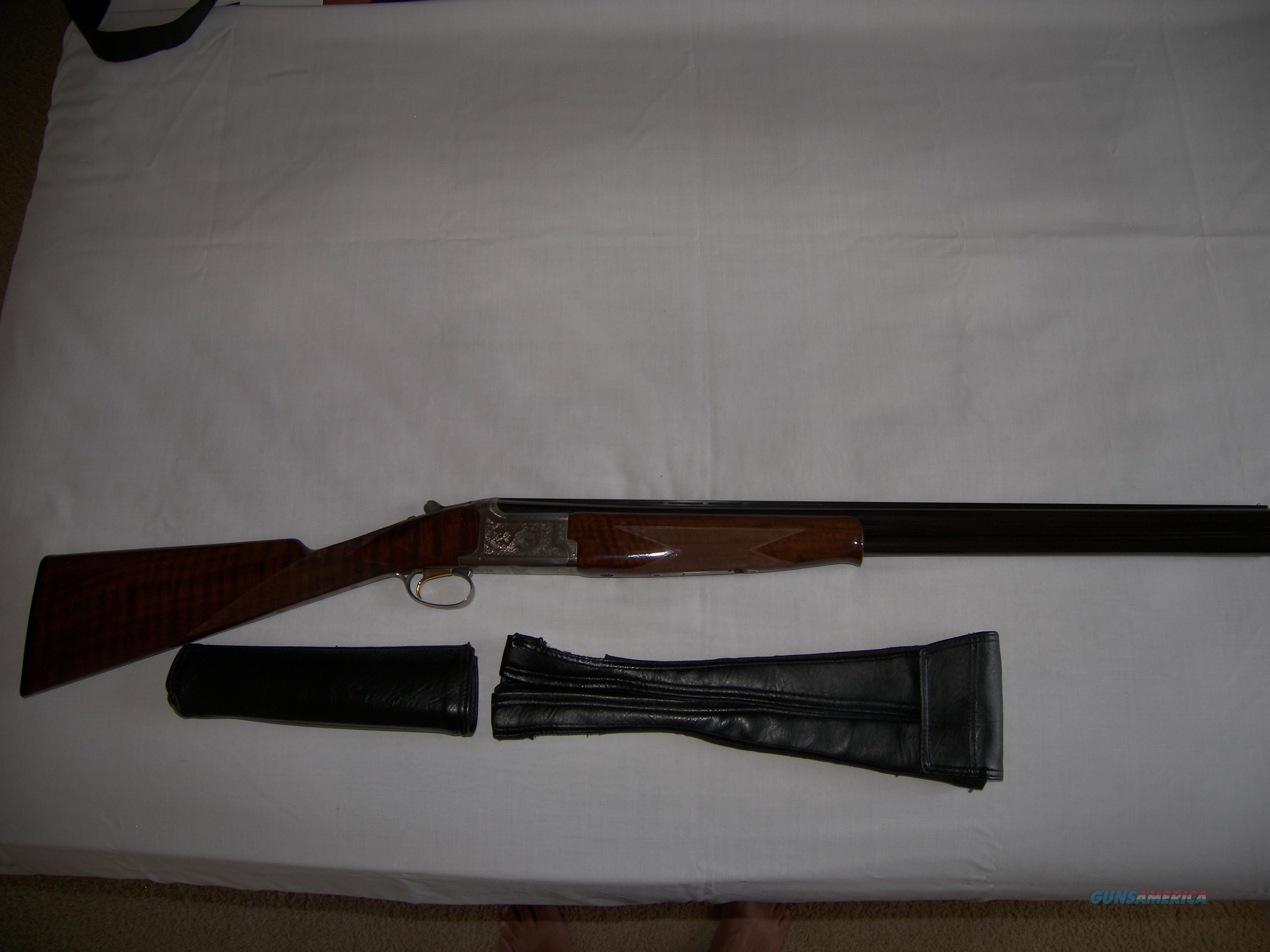 Browning Citori 12 gauge Grade III Superlight  Guns > Shotguns > Browning Shotguns > Over Unders > Citori > Hunting