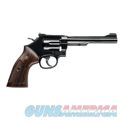 "Smith & Wesson 48-7 .22 Win Mag 6""  Guns > Pistols > Smith & Wesson Revolvers > Full Frame Revolver"