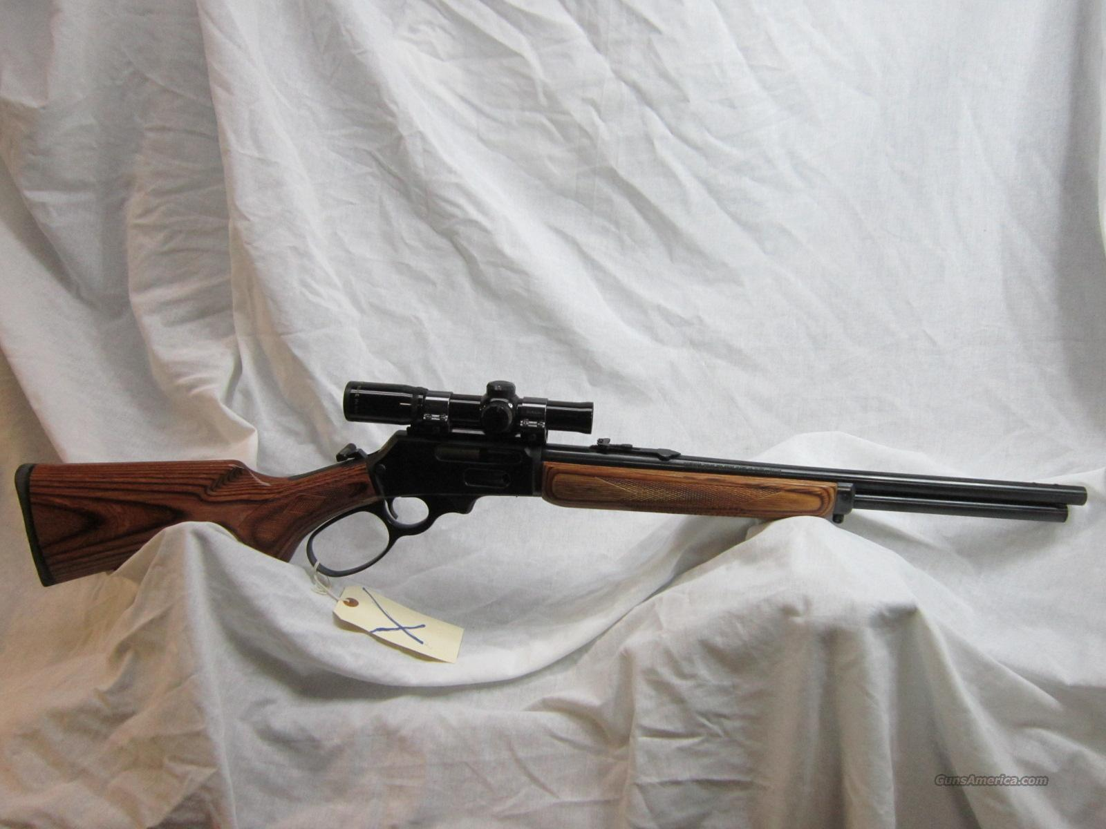 Marlin 336BL 30-30  Guns > Rifles > Marlin Rifles > Modern > Lever Action