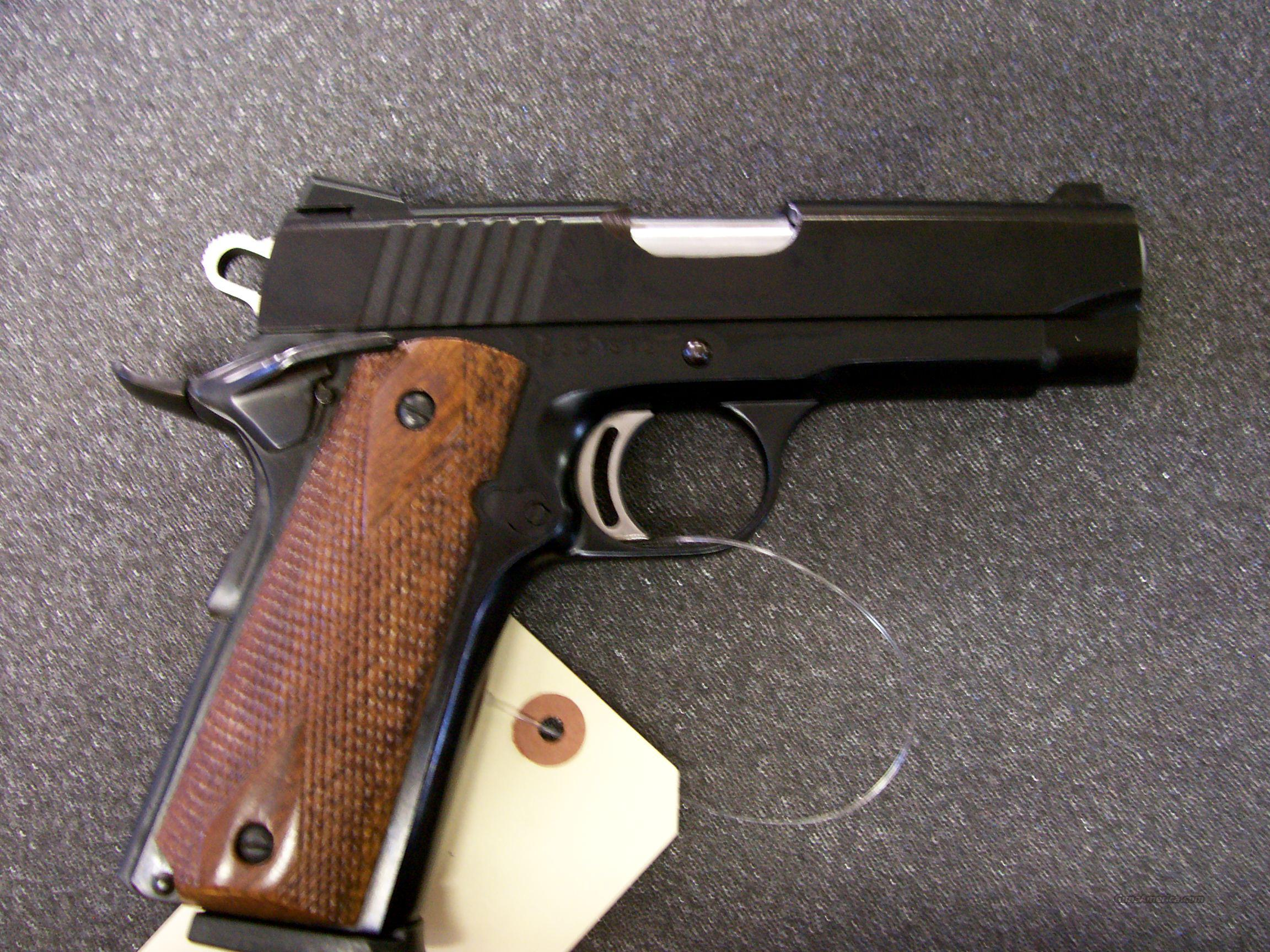Charles Daly 1911 EMS 45 ACP  Guns > Pistols > Charles Daly Pistols > Auto