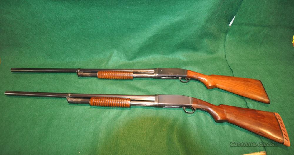 TWO Remington Model 10's  Guns > Shotguns > Remington Shotguns  > Pump > Hunting