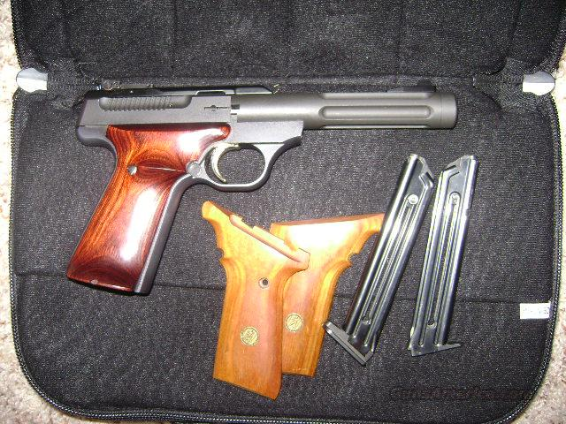 Browning Buckmark, Threaded Tactical Solutions Barrel  Guns > Pistols > Browning Pistols > Buckmark