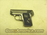 Colt Model 1908 .25 ACP Made 1923  Colt Automatic Pistols (.25, .32, & .380 cal)