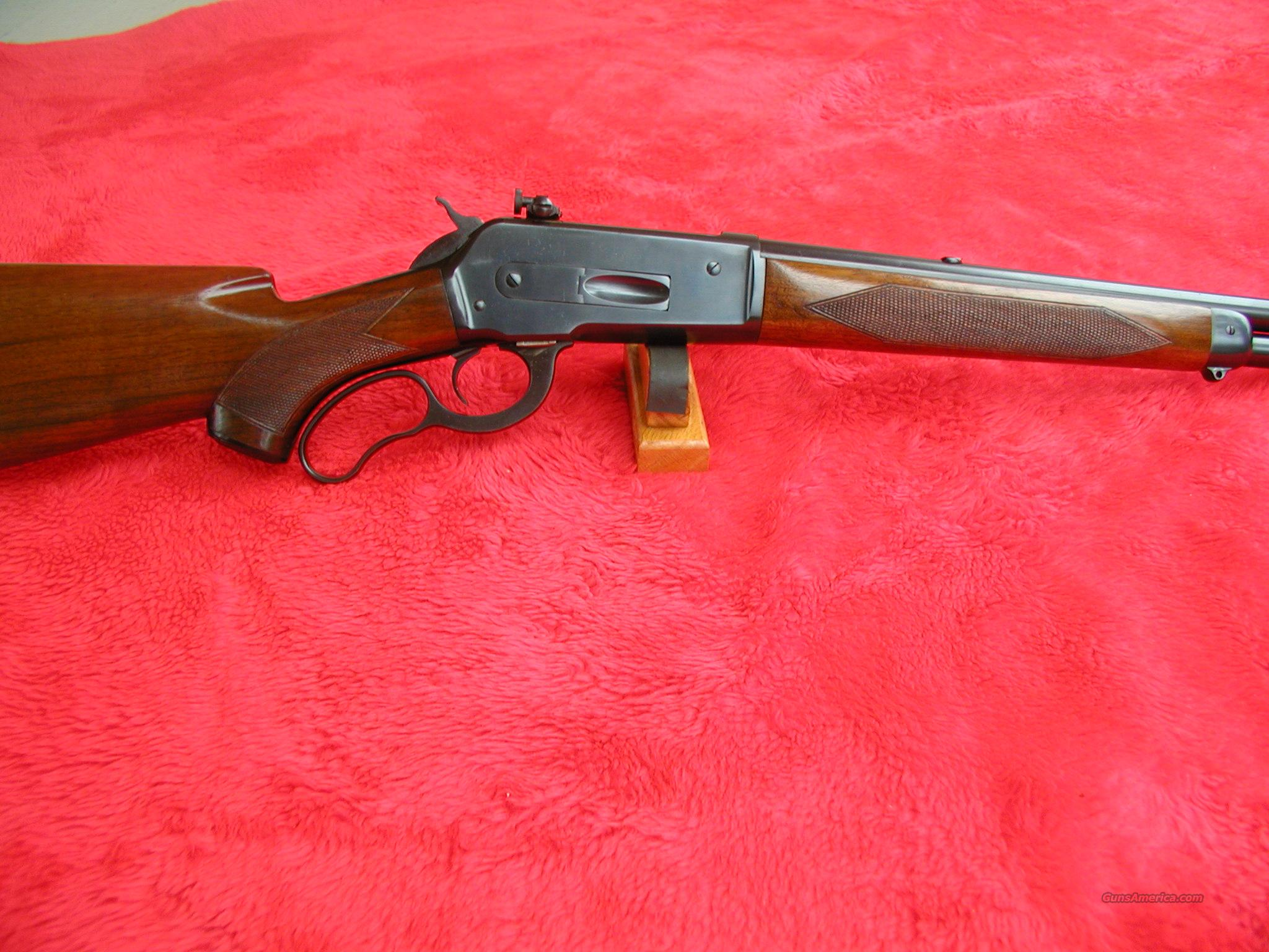 MODEL 71 348 CAL.  Guns > Rifles > Winchester Rifles - Modern Lever > Other Lever > Pre-64