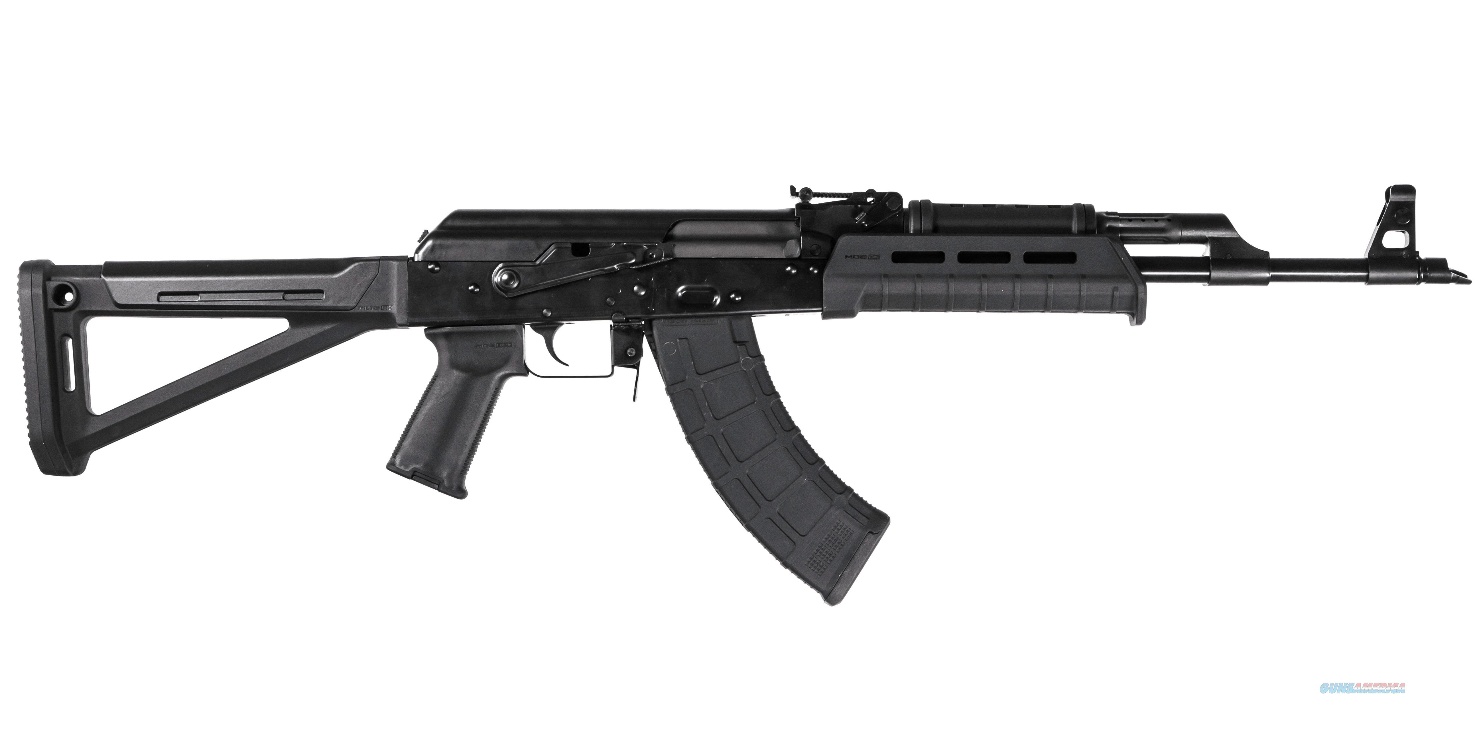 "Century Red Army C39v2 Rifle 7.62x39mm Black 16.5"" RI2399-N   Guns > Rifles > Century International Arms - Rifles > Rifles"