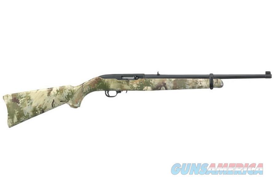 "Ruger 10/22 Wolf Camo Stock 18.5"" Barrel .22 LR 11171  Guns > Rifles > Ruger Rifles > 10-22"