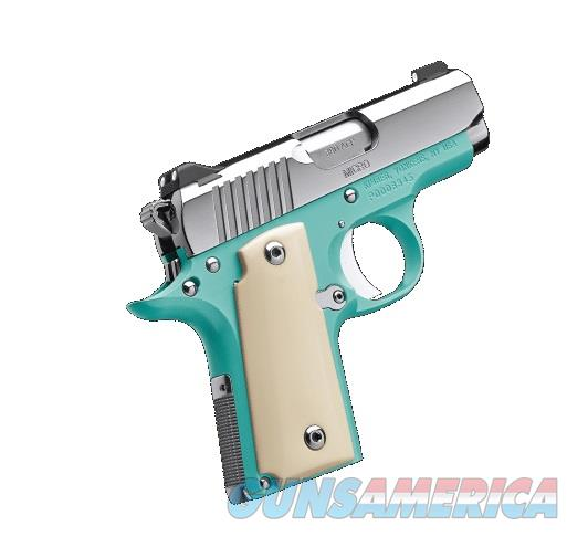 Kimber 1911 Micro Pistols: Kimber 1911 Micro Bel Air .380 ACP Ivory Grips ... For Sale