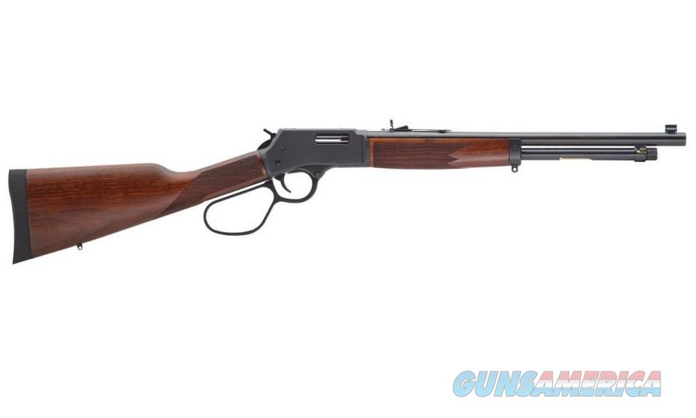 "Henry Big Boy Steel Carbine .357 Mag/.38 Special 16.5"" 7 Rounds H012MR   Guns > Rifles > Henry Rifle Company"