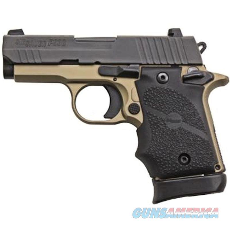 "Sig Sauer P938 Desert Bronze 9mm 3"" 938-9-DB-AMBI   Guns > Pistols > Sig - Sauer/Sigarms Pistols > P938"