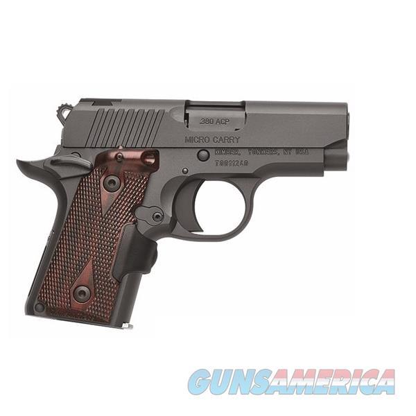 "Kimber Micro RCP (LG) .380 ACP Lasergrip 2.75"" 3300094   Guns > Pistols > Kimber of America Pistols > Micro"
