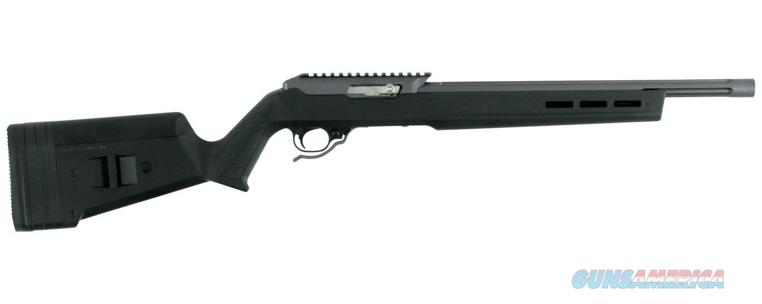 Tactical Solutions 10/22 X-Ring 22LR Magpul Hunter Blk/Gun Metal TE-GMG-B-M-BLK   Guns > Rifles > Ruger Rifles > 10-22