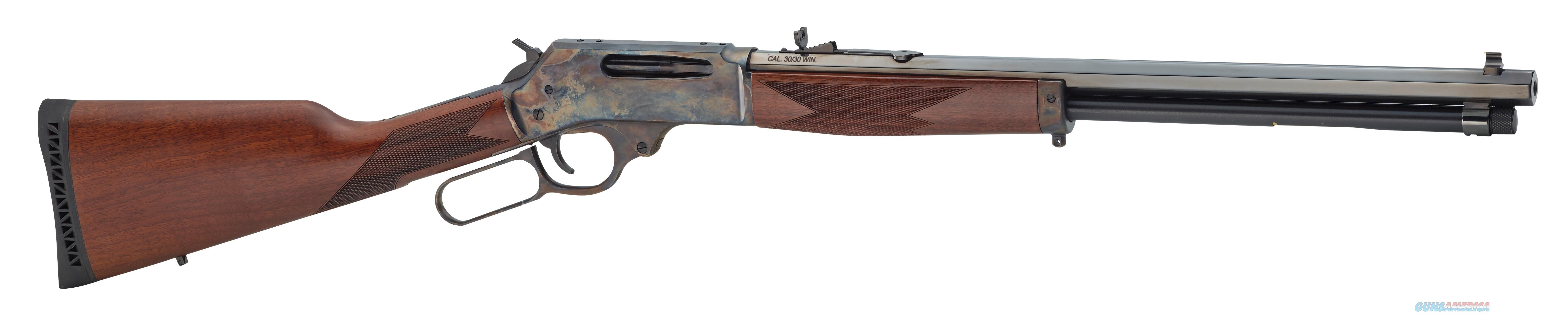 "Henry Color Case Hardened Edition .30-30 Win 20"" Octagon H009CC   Guns > Rifles > Henry Rifle Company"