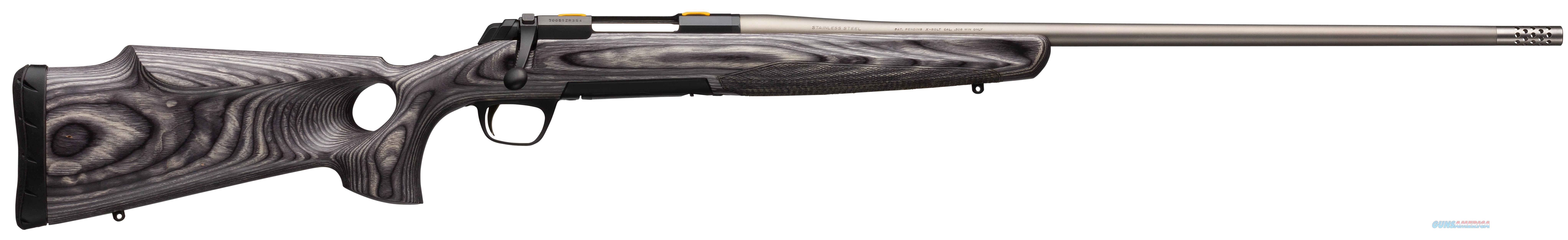 "Browning X-Bolt Eclipse Hunter .270 WSM 24"" 035439248   Guns > Rifles > Browning Rifles > Bolt Action > Hunting > Stainless"