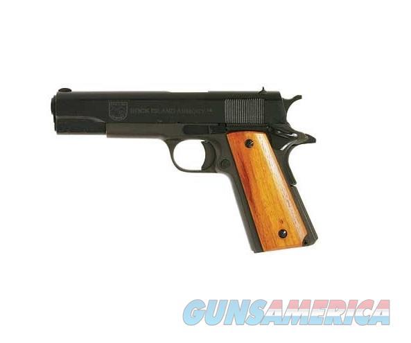 "Armscor Rock Island 1911 GI Standard FS .38 Super 5"" 51815   Guns > Pistols > Rock Island Armory Pistols"