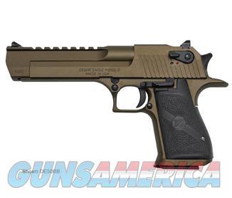 "Magnum Research Desert Eagle .44 Magnum 6"" Burnt Bronze DE44BB  Guns > Pistols > Magnum Research Pistols"