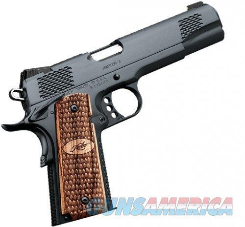 "Kimber 1911 Raptor II .45 ACP 5"" Night Sights 8 Rds 3200117  Guns > Pistols > Kimber of America Pistols > 1911"
