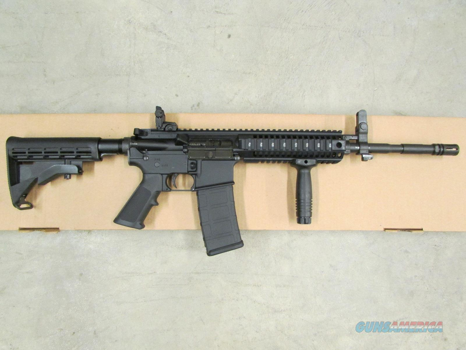 "COLT ADVANCED LAW ENFORCEMENT CARBINE LE6944 AR-15 M4 14.5"" SBR  Guns > Rifles > Class 3 Rifles > Class 3 Subguns"