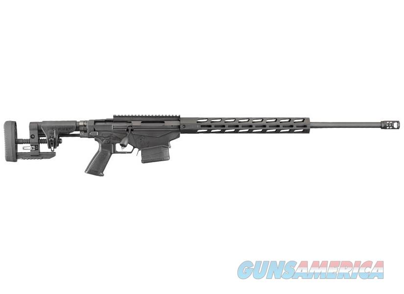 "Ruger Precision Rifle 6.5 Creedmoor 24"" 10 Rds 18029   Guns > Rifles > Ruger Rifles > Precision Rifle Series"