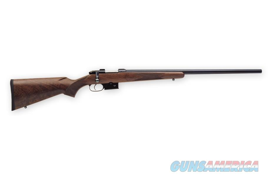 "CZ-USA CZ 527 Varmint .17 Hornet 24"" Walnut 5 Rds 03066  Guns > Rifles > CZ Rifles"