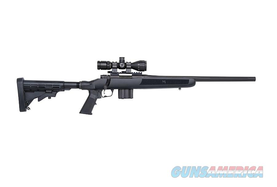"Mossberg MVP Flex Scoped Combo 5.56mm 18.5"" 27748   Guns > Rifles > Mossberg Rifles > MVP"