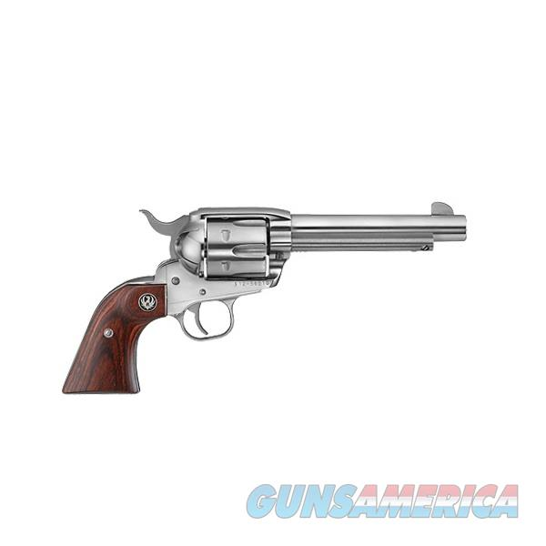 """Ruger Vaquero Stainless .45 Long Colt 5.50"""" 5104  Guns > Pistols > Ruger Single Action Revolvers > Cowboy Action"""
