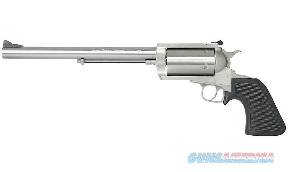 """Magnum Research BFR .450 Marlin 10"""" Brushed Stainless BFR450M   Guns > Pistols > Magnum Research Pistols"""