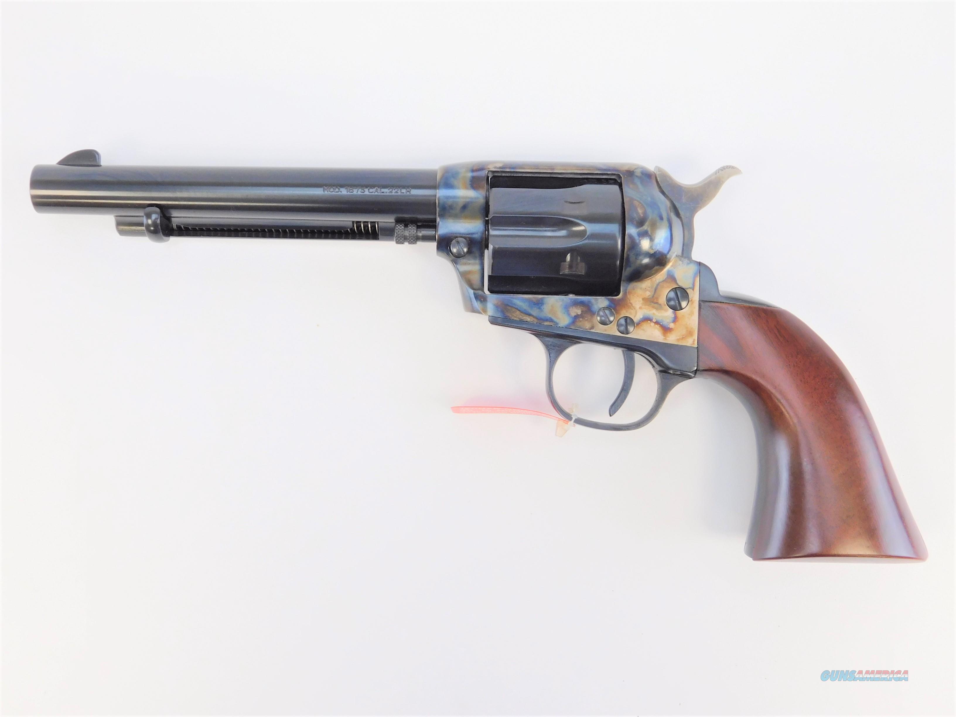"Uberti 1873 Cattleman Stallion .22 LR/.22 Mag 5.5"" 349880  Guns > Pistols > Uberti Pistols > Ctg."