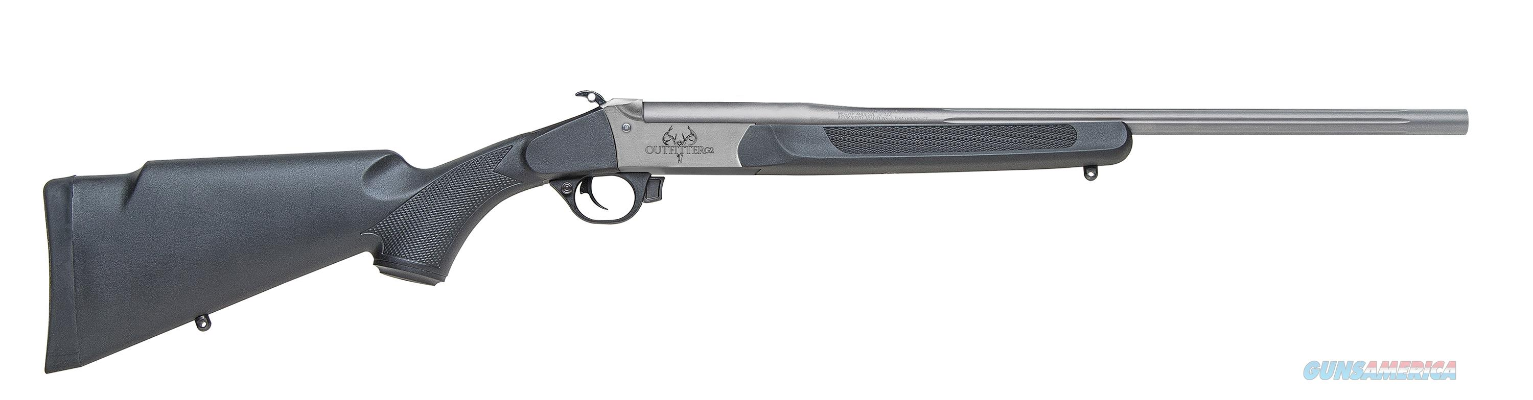 """Traditions Outfitter G2 Single Shot .44 Magnum 22"""" CR-441120  Guns > Rifles > Traditions Rifles"""