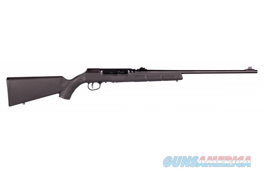 "SAVAGE A22 SEMI-AUTO .22 LR 21"" BLUED 47200  Guns > Rifles > Savage Rifles > Accutrigger Models > Sporting"