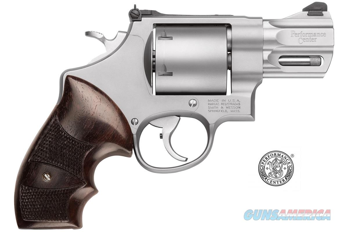 """Smith & Wesson PC Model 629 .44 Magnum 2.625"""" SS 170135   Guns > Pistols > Smith & Wesson Revolvers > Performance Center"""