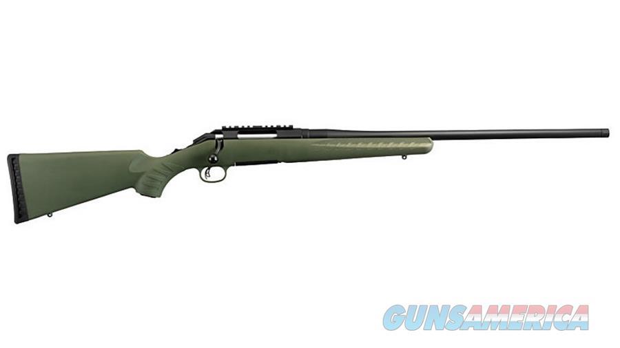 "Ruger American Predator 6.5 Creedmoor 22"" Green 4rd Rotary 6973   Guns > Rifles > Ruger Rifles > American Rifle"