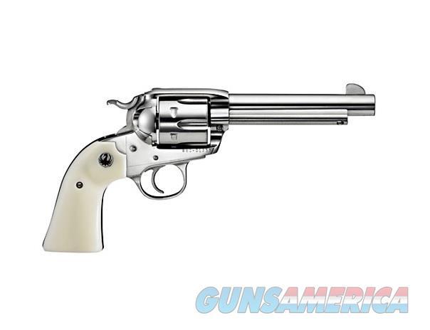 "Ruger Vaquero Bisley .357 Mag 5.5"" Ivory 6Rd 5130   Guns > Pistols > Ruger Single Action Revolvers > Cowboy Action"