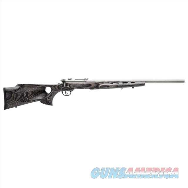 "SAVAGE ARMS B.MAG TARGET .17 WSM 22"" SS Heavy 96972   Guns > Rifles > Savage Rifles > Standard Bolt Action > Sporting"