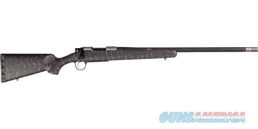 "Christensen Arms Ridgeline 6.5 PRC 24"" Black/Gray 801-06005-00  Guns > Rifles > Custom Rifles > Bolt Action"