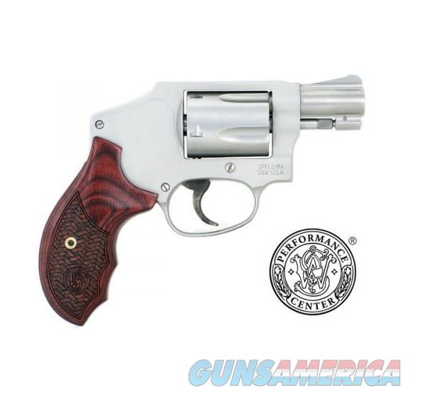 Smith & Wesson PC 642 Enhanced Action .38 Special +P  170348  Guns > Pistols > Smith & Wesson Pistols - Autos > Alloy Frame