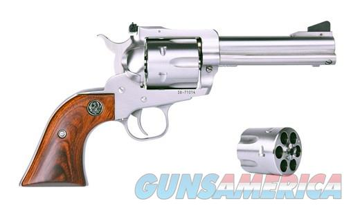 "Ruger NM Blackhawk Convertible 10mm/.40 S&W 4.62"" 0476  Guns > Pistols > Ruger Single Action Revolvers > Blackhawk Type"