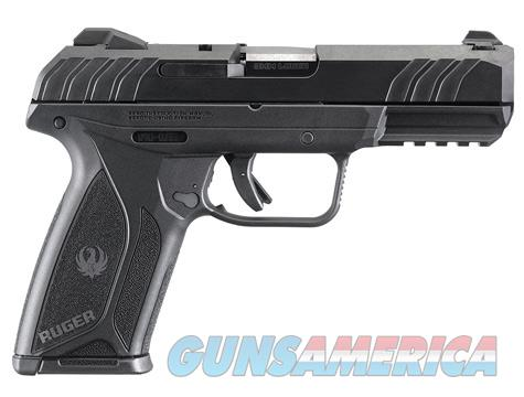 """Ruger Security-9 9mm Luger 4"""" Blued 15 Rounds 3810   Guns > Pistols > Ruger Semi-Auto Pistols > Security 9"""